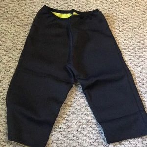 Slimming thermo pants size XL.